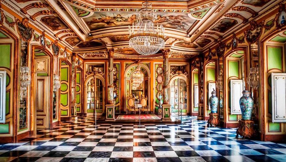 Portuguese Palaces