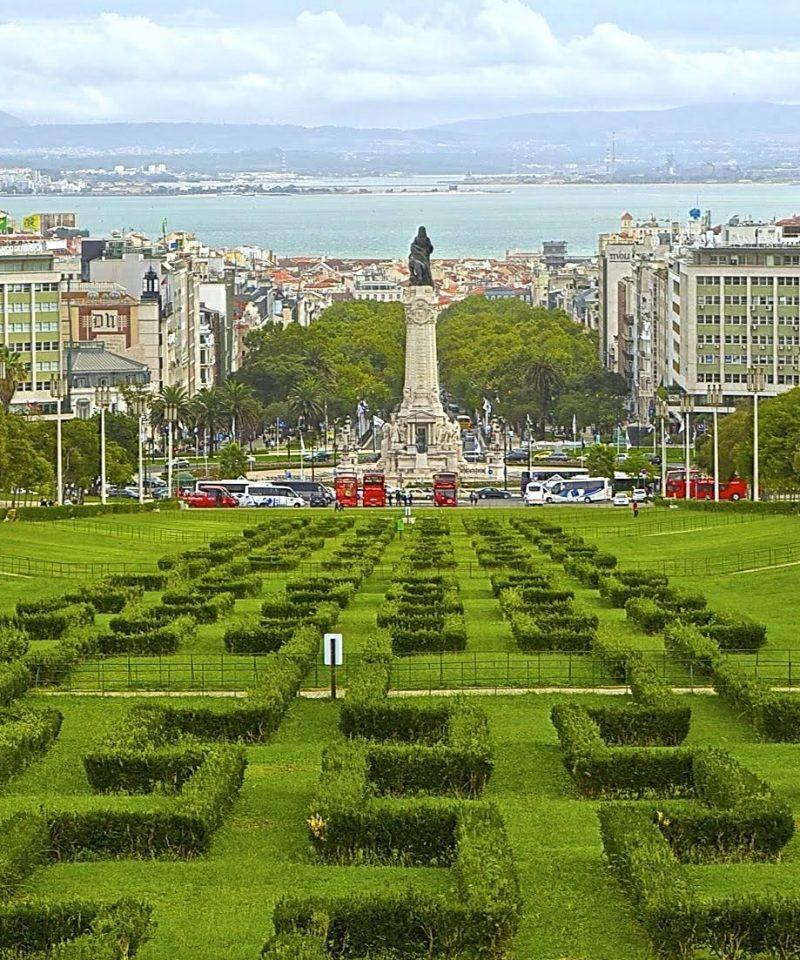 Paseo Obidos y Lisboa