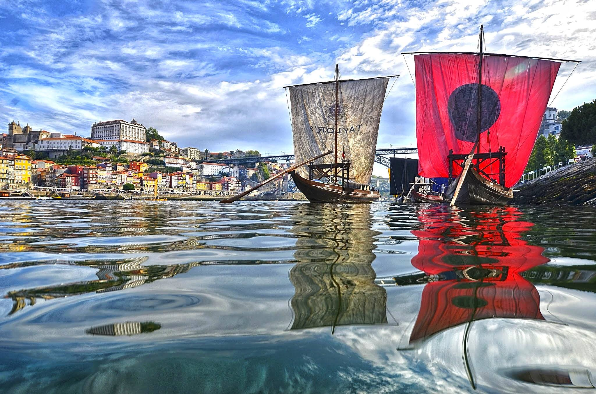Coimbra and Oporto Tour from Lisbon