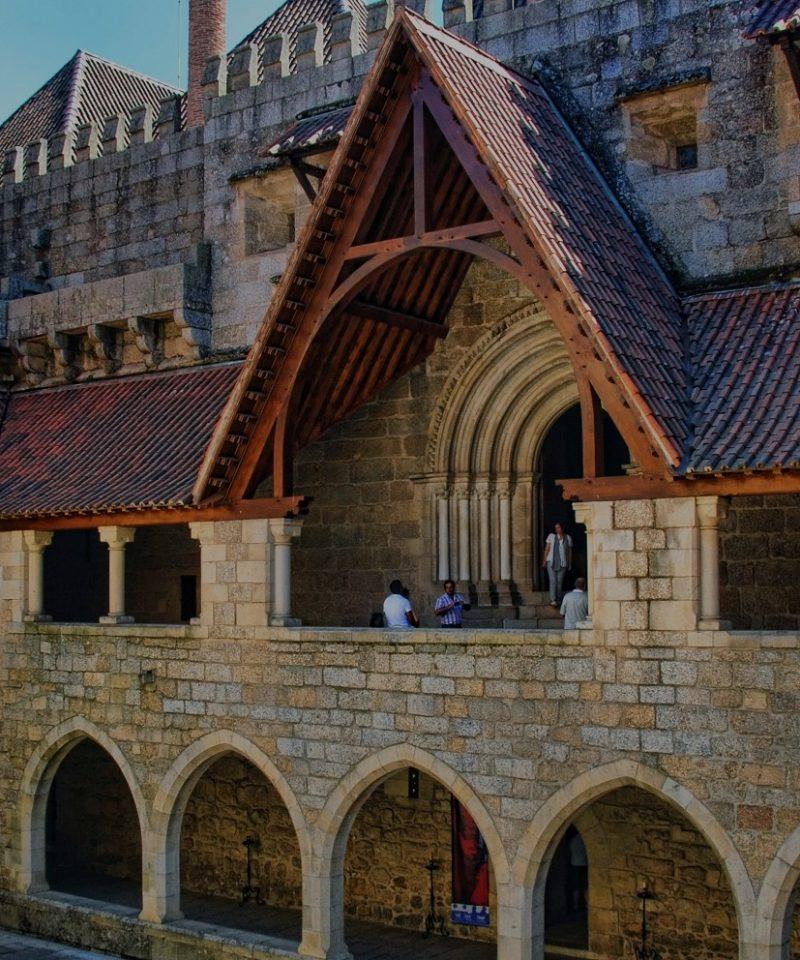 Braga and Guimaraes Tour from Oporto