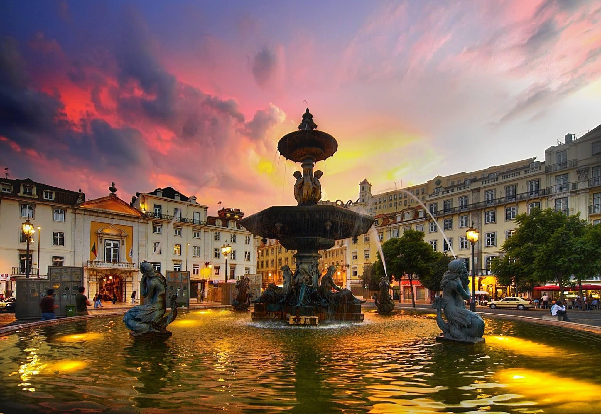 Obidos and Lisbon Tour