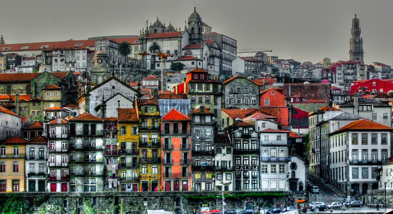 Itinerary Portugal and Spain in Ten Days from Lisbon