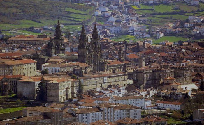 Church of Santiago Compostela
