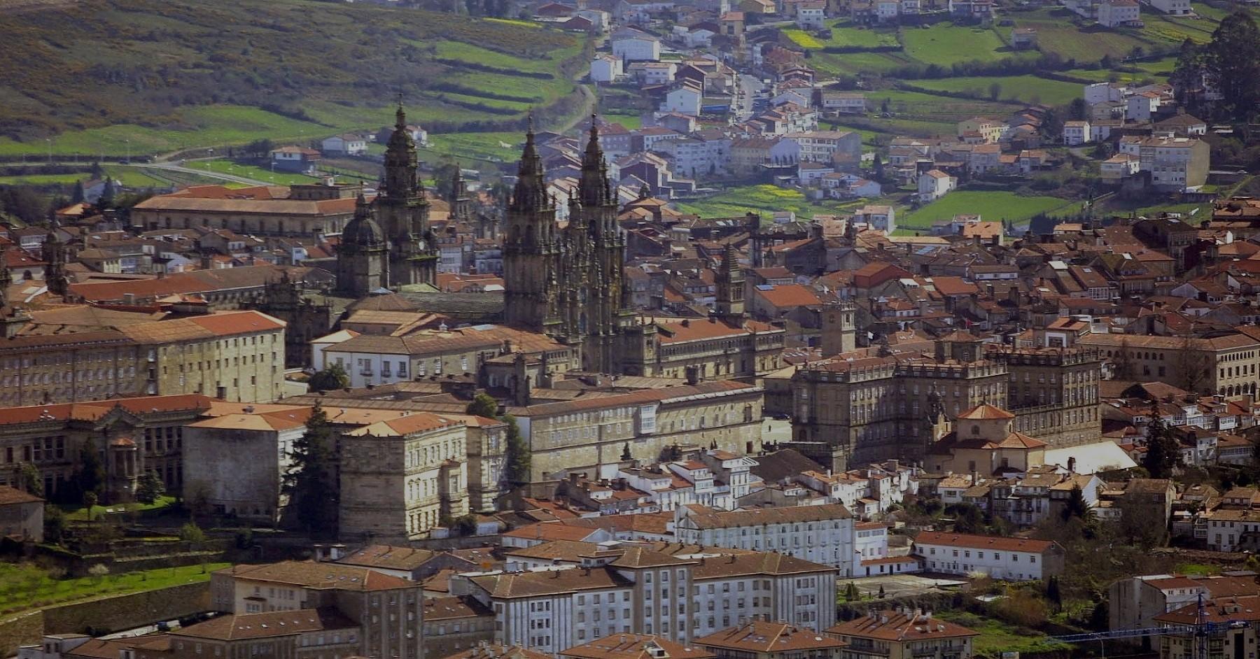 Passeio Santiago de Compostela saindo do Porto