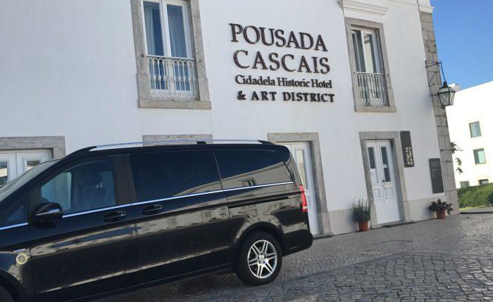 Transfer de Lisboa para o Porto com paradas
