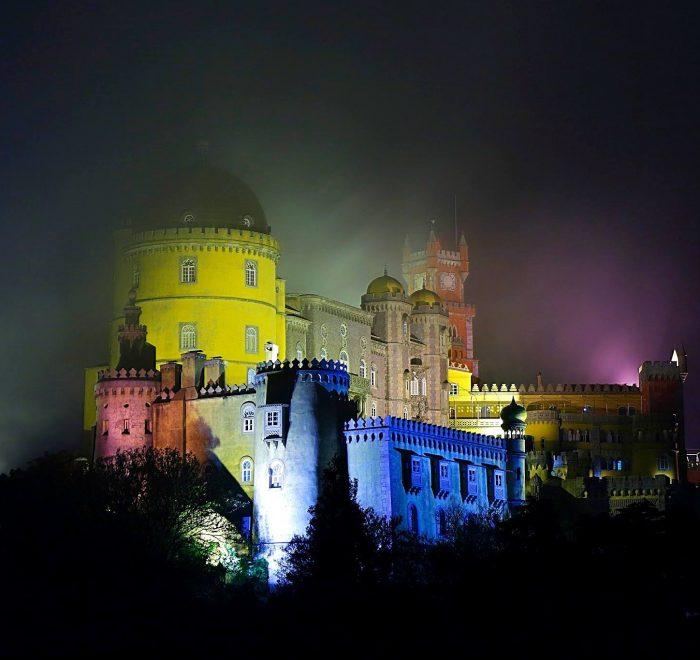 Los palacios más bonitos de Portugal